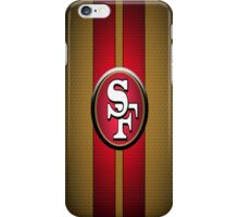 49ers Retro 4 iPhone Case/Skin