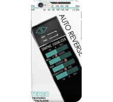 Personal Cassette Player 2 iPhone Case/Skin