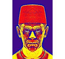 Boris Karloff, alias in The Mummy Photographic Print
