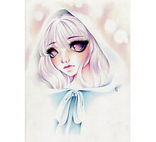 Little White Riding Hood Photographic Print