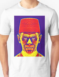 Boris Karloff, alias in The Mummy Unisex T-Shirt