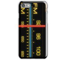 analog dial iPhone Case/Skin