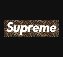 Supreme Leopard Background by bhm57