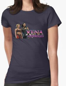 Xena & Olympia Womens Fitted T-Shirt