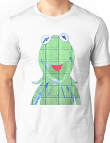 kermit tartan Unisex T-Shirt