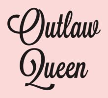 Once Upon a Time - Outlaw Queen Baby Tee