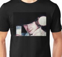 Malcolm McDowell Clockwork Orange portrait Unisex T-Shirt
