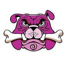 Bulldog Got da Bone by scooterbaby