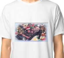 the fantastic foursome - christmas Classic T-Shirt