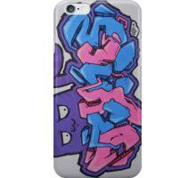 DZYNES Graffiti Character 4 iPhone Case/Skin