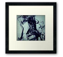 Ink 2 Framed Print