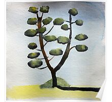 A Tree Grows In Richmond, BC #2 Poster