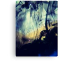 Ink 8 Canvas Print