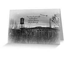 The Old Loft (II) - greeting card Greeting Card