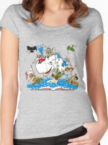 Classic Literature Women's Fitted Scoop T-Shirt