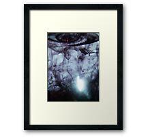 Ink 7 Framed Print