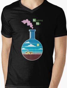 Breaking Bad Mens V-Neck T-Shirt