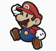 Super Mario by skaz ★ $1.49 Stickers