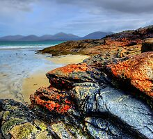Luskentyre, Isle of Harris by Stephen J Smith