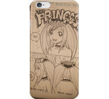DZYNES Manga 1 iPhone Case/Skin