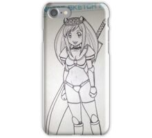 DZYNES Manga 2 iPhone Case/Skin