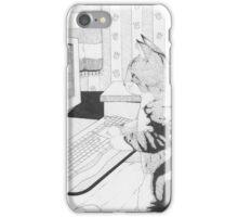 DZYNES Cat 1 iPhone Case/Skin