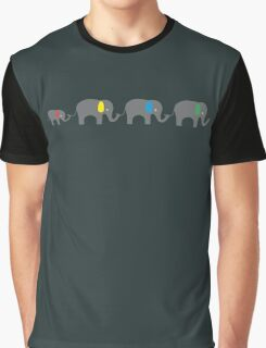 Elephant chain Graphic T-Shirt