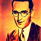 Harold Lloyd - Red by Squeeboptera