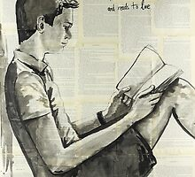 Lives To Read by Sara Riches