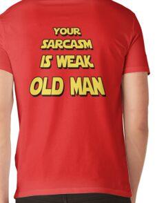 Weak Sarcasm Mens V-Neck T-Shirt