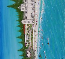 """Cottesloe Beach"" Australia; iPad Case by EJCairns"
