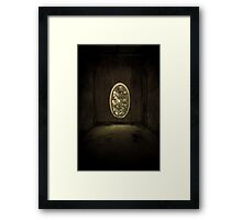 Forgotten Room Framed Print
