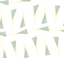 Leeks pattern (Opaque) by stuwdamdorp