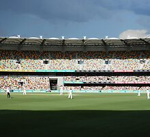 Cricket Ashes Test 1 Australia by FangFeatures
