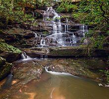 Falls Creek Falls by vilaro Images