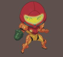 Little Samus by Noobtubers