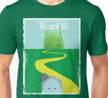 Wizard Of Oz Distressed Unisex T-Shirt
