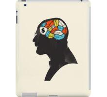 Walter Phrenology iPad Case/Skin