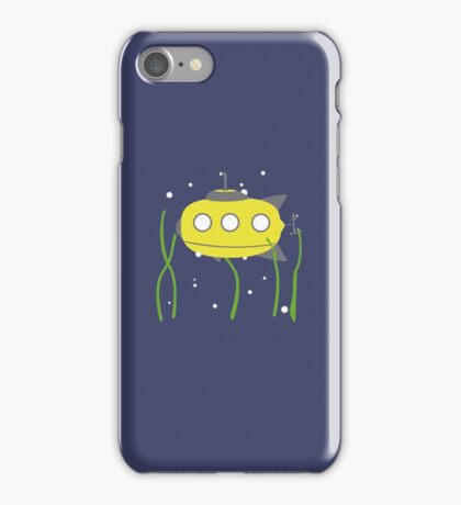 Submarine iPhone Case/Skin