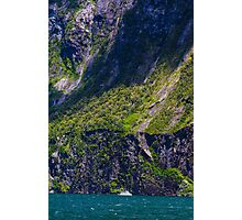 Milford Sound, Scale Photographic Print