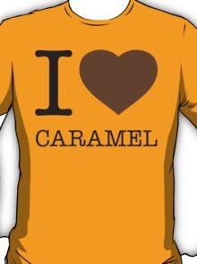 I ♥ CARAMEL T-Shirt