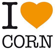 I ♥ CORN by eyesblau
