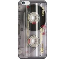 cassete iPhone Case/Skin