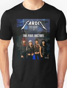 The Four Doctors T-Shirt