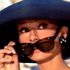 Audrey Hepburn @ Breakfast at Tiffany's by Gabriel T Toro