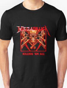 Megatallica - Killing 'Em All Shirt T-Shirt