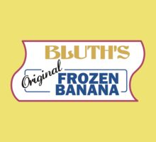 Bluth's Frozen Banana Kids Clothes