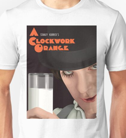 A ClockWork Orange Unisex T-Shirt
