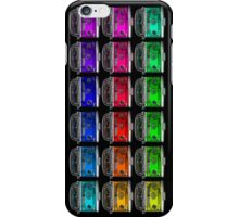 MULTI COLORS VW Combi iPhone Case/Skin