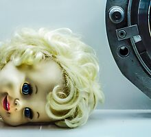Doll Head by MMPhotographyUK
